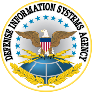Defense Information Systems Agency seal at Information Protection Solutions