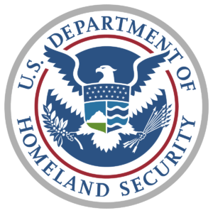 Department of Homeland Security seal at Information Protection Solutions